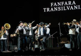 Fanfara Transilvania live & <br>Balkan party with DJ Gaetano Fabri