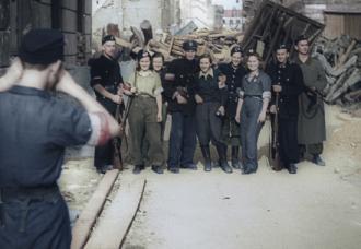 Warsaw Uprising / Powstanie Warszawskie