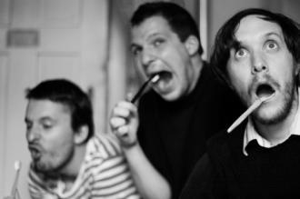 Ciné-concert by Neuvěřitelno to the film An Old Gangster's Molls