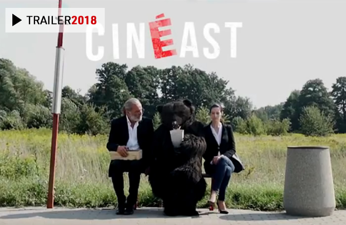 CinEast 2018 trailer