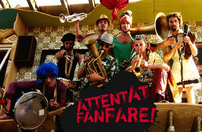Closing with Attentat Fanfare