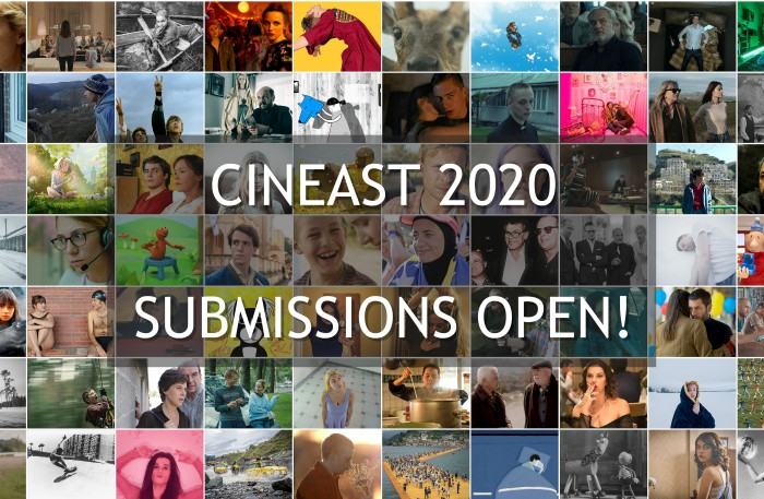 CinEast 2020 call for entries